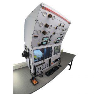 Diver control console