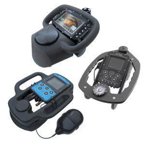 Diver sonar navigators